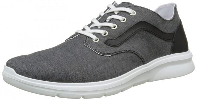 scarpe uomo vans grigio