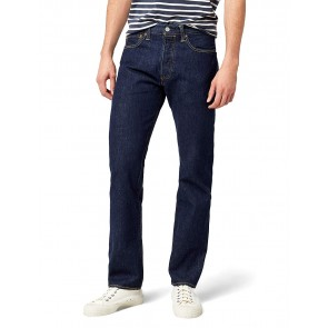 Levi'S 501 Original Straight Fit, Jeans Uomo, Blu (Onewash 0101), W30/L32