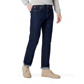 Levi'S 501 Original Straight Fit, Jeans Uomo, Blu (Onewash 0101), W33/L36