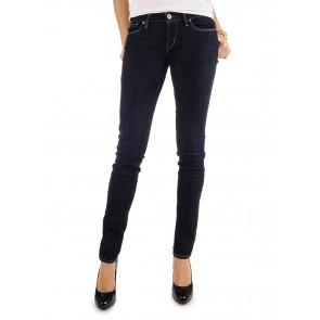 Levi's Slight Curve-Jeans Donna    blu W32/L35