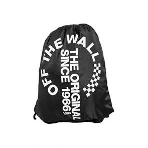 Vans MN League Bench Bag Black White