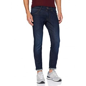 Wrangler Bryson Jeans Skinny, Blu (Easy Rider 69u), 32W / 32L Uomo