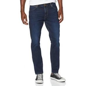 Wrangler Larston Jeans Slim, Blu (Soft Walk 50q), 34W / 38L Uomo