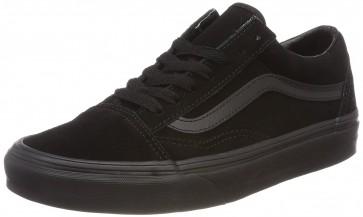 Vans Old Skool, Sneaker Unisex – Adulto, Nero (Suede), 36 EU