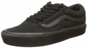 Vans Old Skool Lite, Sneakers basse Unisex-Adulto, Nero (Canvas)