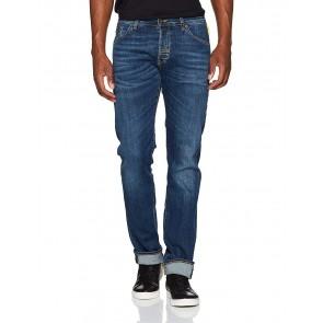 Meltin'Pot Melton, Jeans a Gamba Dritta Uomo, Blu (Denim Blue), W32/L34 (Taglia Produttore:32)