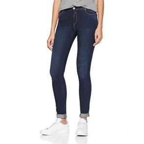 REPLAY Stella Jeans Skinny, Blu (Medium Blue 7), W31/L30 (Taglia Produttore: 31) Donna
