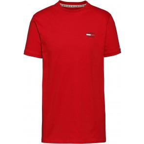 Tommy Hilfiger T-Shirt Uomo MOD. DM0DM07472 Rosso XXL