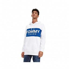Tommy Jeans Felpa Cappuccio da Uomo RIF. Dm0dm06106