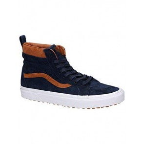Vans Classic SK8-HI MTE Sneaker Skate Leather Winterboots VN0A33TXUCB Blue, Numero di Scarpe:EUR 40