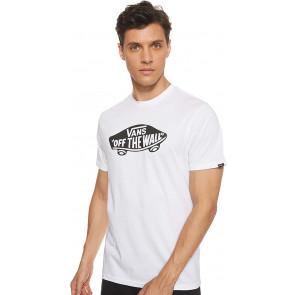 Vans Herren OTW T-Shirt, Weiß (WHITE-BLACK YB2), Large