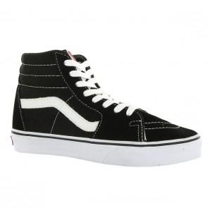 Vans Sk8-Hi, Sneakers Alti Unisex Adulto, Nero (Black/White), 40 EU