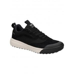 Vans Uomo Nero/Bianco Ultrarange Sneaker-UK 6