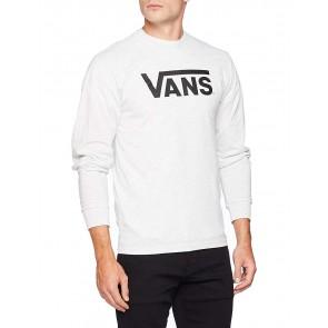 Vans_Apparel Classic LS, T-Shirt Uomo, Grigio (Ash Heather-Black Rp5), Medium