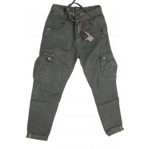 LOFT 1 pantalone uomo Mod Pencil tg 52 verde
