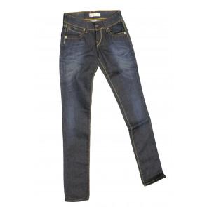 LEVIS jeans donna elasticizzato art 473.00.20 tg 26/40 Blu denim