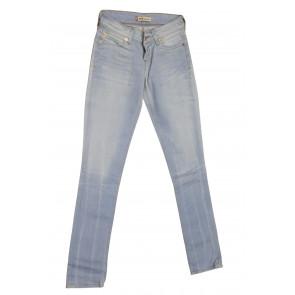 LEVIS jeans donna elasticizzato art 473.00.04 tg 30/44 Blu denim