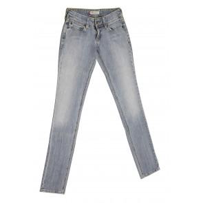 LEVIS jeans donna elasticizzato art 473.00.08 tg 26/40 Blu denim