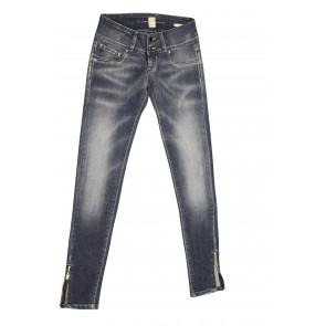 FIFTY FOUR jeans donna Super Skinny art Mayra 00 J478 tg 25/39 Blu denim