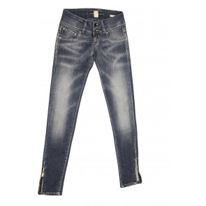 FIFTY FOUR jeans donna Super Skinny art Mayra 00 J478 tg 34/48 Blu denim