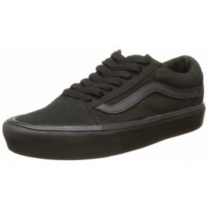 Vans Old Skool Lite, Sneakers basse Unisex-Adulto, Nero (Canvas)
