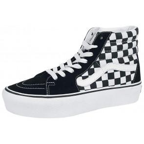 Vans Sk8 Hi Platform Scarpa Checkerboard Sneakers Alte